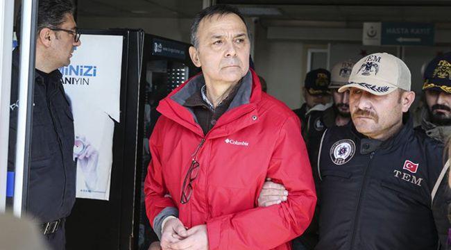 Eski EDOK Komutanı emekli Korgeneral Metin İyidil tutuklandı