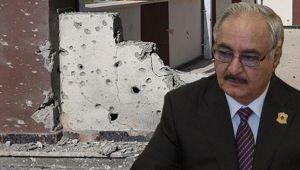 Hafter Trablus'ta okula saldırdı