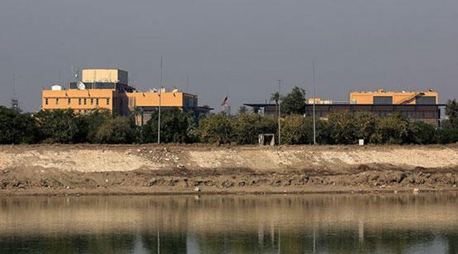 Irak'ta ABD Büyükelçiliği'ne füzeli saldırı