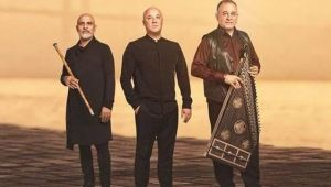 İzmir'de Tanini Trio rüzgarı