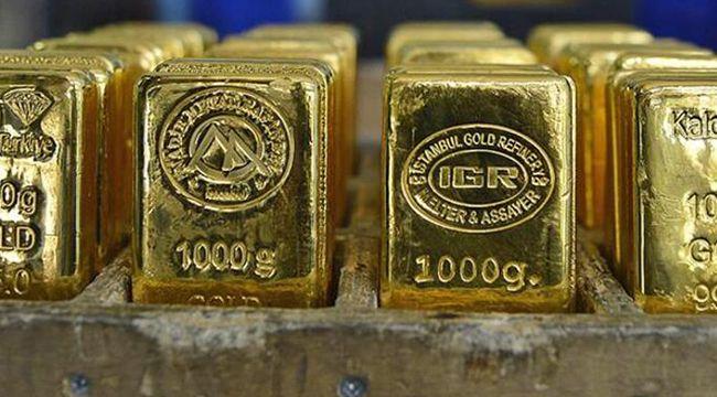 Küresel fonlar, 2019'da altın yatırımında rekor kırdı
