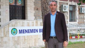 MENEMEN CHP'YE ENGELLİ BAŞKAN ADAYI