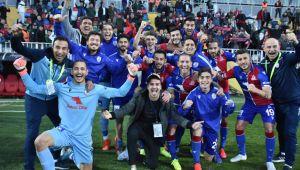 Altınordu Büyükşehir Belediye Erzurumspor'u evinde mağlup etti