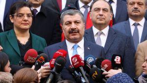 Bakan Koca'dan İran'daki Türk vatandaşlarına uyarı