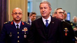 Brüksel'de diplomasi trafiği