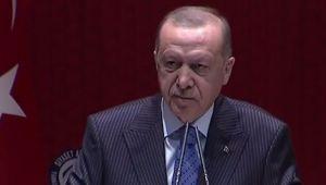Cumhurbaşkanı Erdoğan: Üç şehidimiz var rejimin kaybı büyük