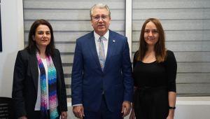 EÜ Rektörü Prof. Dr. Necdet Budak'tan anlamlı ziyaret