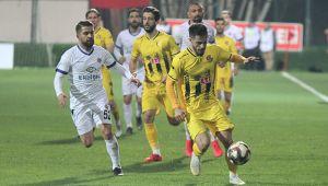 Menemenspor Eskişehiri mağlup etti