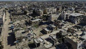 Muhalifler İdlib'de kritik ilçeyi geri aldı