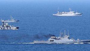 Rusya iki fırkateyni Suriye kıyılarına gönderiyor