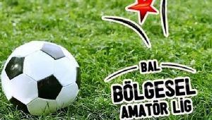Spor Toto Bölgesel Amatör maçları belli oldu