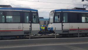 Tramvay seferlerinde aksama
