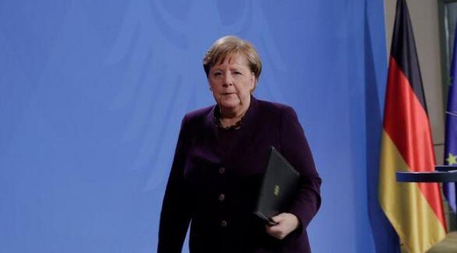 Almanya Başbakanı Merkel'den koronavirüs açıklaması