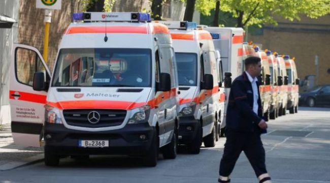 Almanya'da sağlık sisteminin çökeceği uyarısı