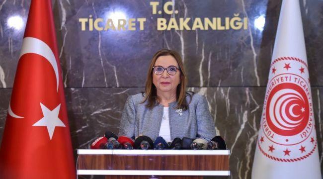 Bakan Pekcan: Haksız fiyat artışı yapan firmalara ceza verildi