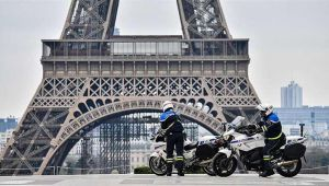 Fransa'da ölü sayısı 2 bin 314'e yükseldi