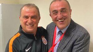 Galatasaray'dan Fatih Terim ve Abdurrahim Albayrak paylaşımı