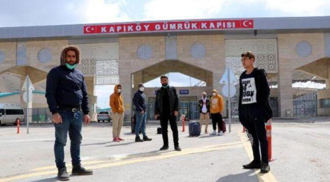 İranlılar kapıda kaldı