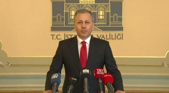 İstanbul Valisi Ali Yerlikaya: 50 bin aileye gıda kolisi dağıtılacak