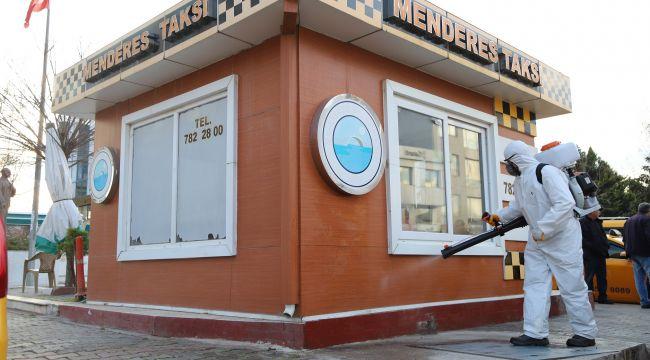 MENDERES'TEN KORONAVİRÜS SEFERBERLİĞİ