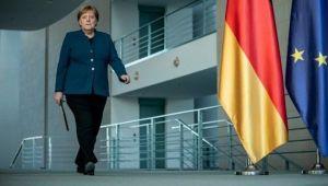Merkel corona virüs olursa B planı devreye girecek