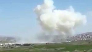 Ankara'da Roketsan'da patlama