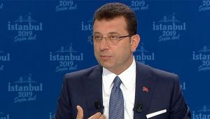 Ekrem İmamoğlu'ndan Süleyman Soylu'ya yanıt