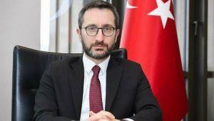 İletişim Başkanı Altun, CİMER'e gelen destek mesajlarını paylaştı