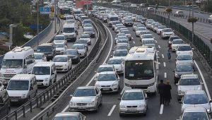 İstanbul yollarında 236 araca korona cezası