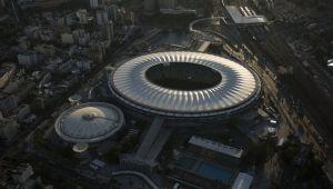 Maracana Stadı Kovid-19 hastanesine dönüştürülüyor
