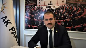 AK PARTİ'Lİ KIRKPINAR VERİLEN DESTEKLERİ AÇIKLADI