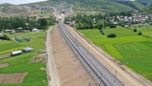 Ankara-Sivas YHT hattı yıl sonunda açılacak