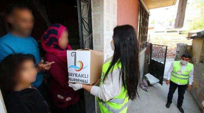 BAYRAKLI'DA SALGINLA MÜCADELE RAPORU
