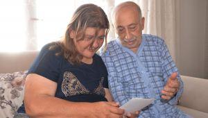 Burhan Amca, 30 yıllık ayrılıktan sonra eski eşi ile ikinci baharını yaşıyor