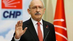 CHP Lideri Kılıçdaroğlu'ndan flaş açıklama