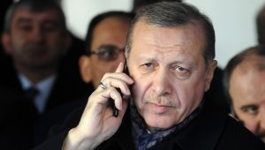 Cumhurbaşkanı Erdoğan, Irak Cumhurbaşkanı ile telefonda görüştü
