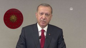Erdoğan'dan yeni yargı paketi mesajı