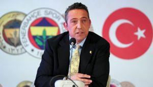 Fenerbahçe Başkanı Ali Koç: 'Süper Lig'i oynatmak en doğru karar'