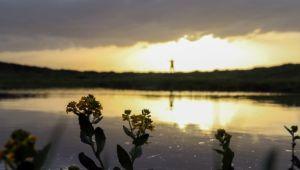 İmparatorlukların sessiz tanığı Dipsiz Göl'de bahar güzelliği