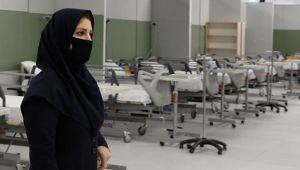 İran'da 24 saatte 57 kişi hayatını kaybetti