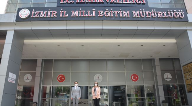 'İZMİR'İN 30 İLÇESİNDE 1000 ADET TABLET DAĞITILACAK'