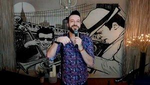 İzmirli sanatçı, belediye sosyal medya hesaplarından online konser verdi