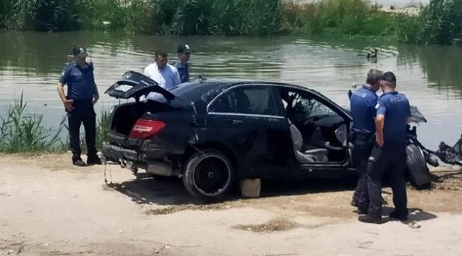 Mersin'de korkunç kaza