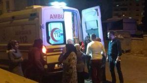 Nevşehir'de ısıtıcı jel patladı: 2 yaralı