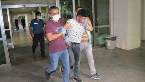 Polisin elinden kaçan tutuklu, 7 saat sonra yakalanarak cezaevine konuldu
