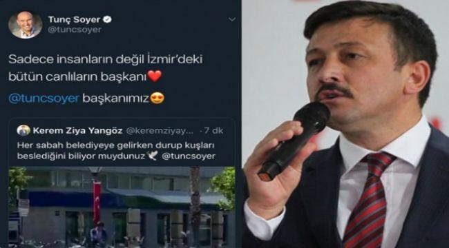 'TROLL HESABINDAN ATACAĞI TWEETİ KENDİ HESABINDAN ATTI'