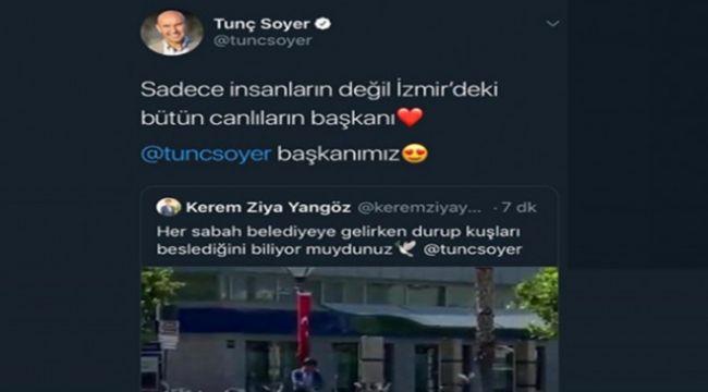 'TROLL HESAP' İDDİASI İSTİFA GETİRDİ