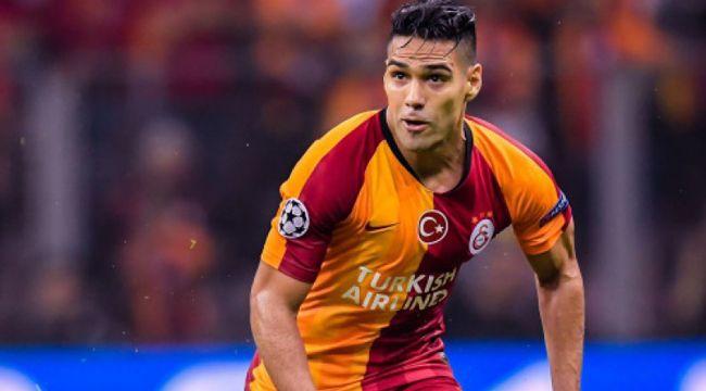 Başakşehir maçı öncesi Galatasaray'a Falcao şoku