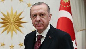 Cumhurbaşkanı Erdoğan, Güney Kore Devlet Başkanı ile görüştü