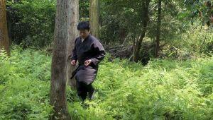 Dünyanın ilk diplomalı ninjası göreve başladı